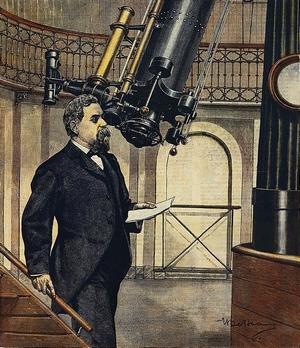 Portrait de Giovanni Schiaparelli