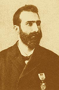 Portrait de Spiridion Gopcevic